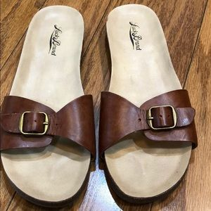 Lucky Brand Dolliee Slides